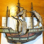Galleon two as received