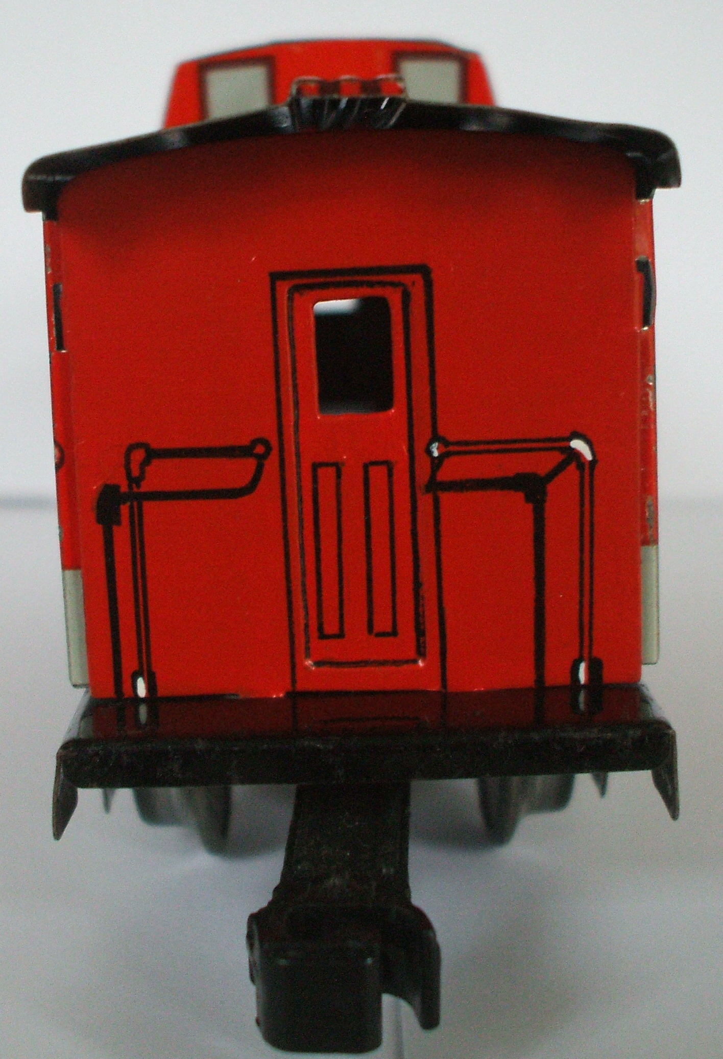 Louis Marx Southern Pacific Caboose 1235