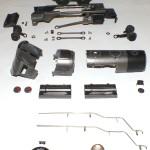 Component parts of a Lionel 259E
