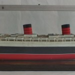 Airfix plastic kit of the RMS 'Queen Elizabeth'