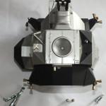 Franklin Mint Apollo 11 LM ascent stage
