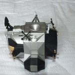 VHF Antenna & Docking Target
